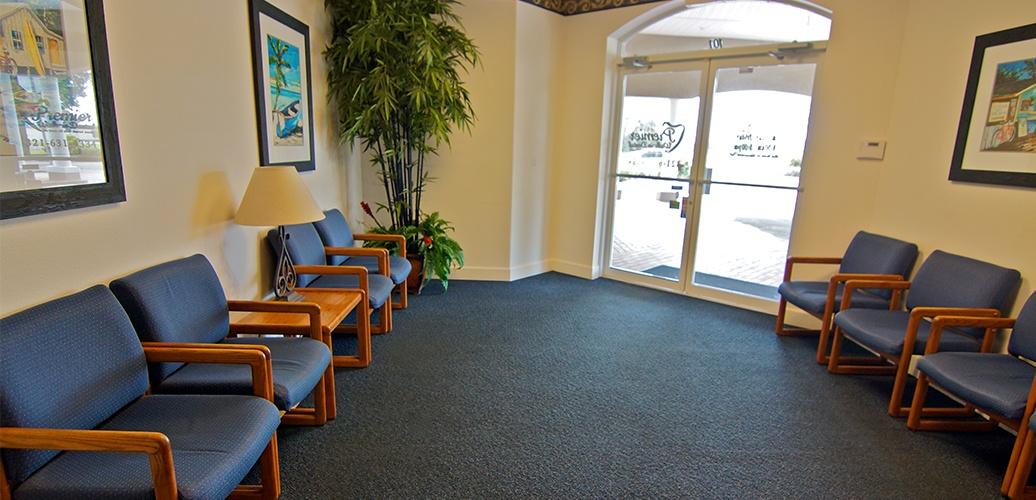 Rockledge waiting room