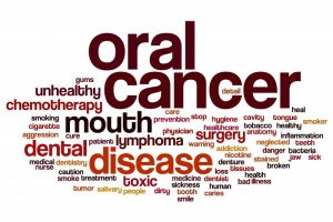 oral cancer word cloud